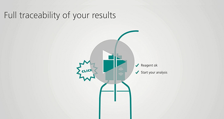 TRACE YOUR RESULTS TO THE REAGENTS!