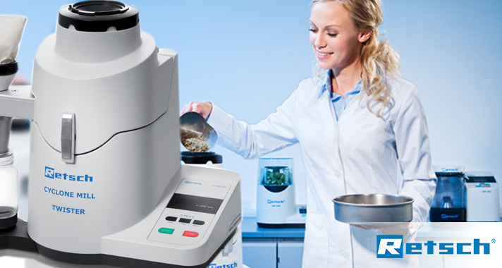 Improved NIR results thanks to correct sample preparation