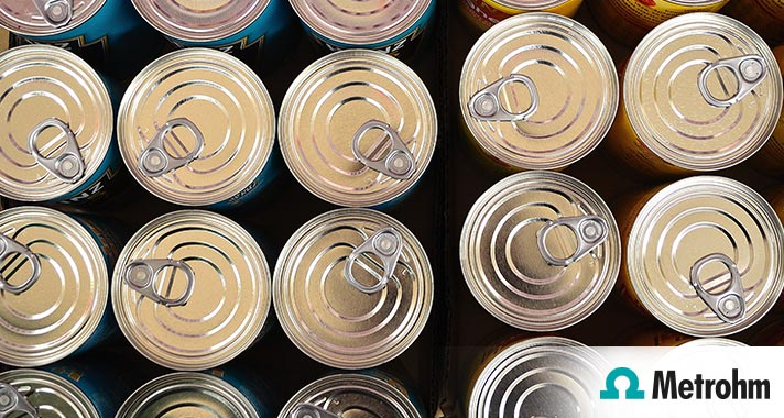 Electrochemistry in the quality control of food and beverage packaging