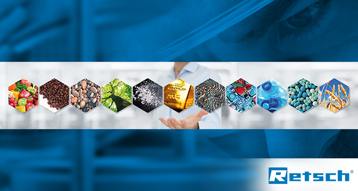RETSCH - Solutions in Milling & Sieving