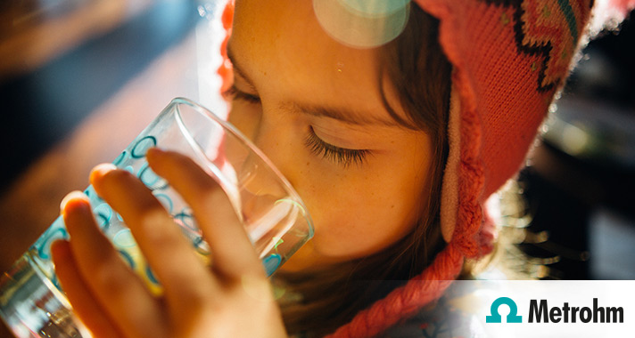 Trace analysis of Perchlorate in drinking water