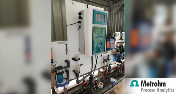 New Installation: Alkalinity in Drinking Water