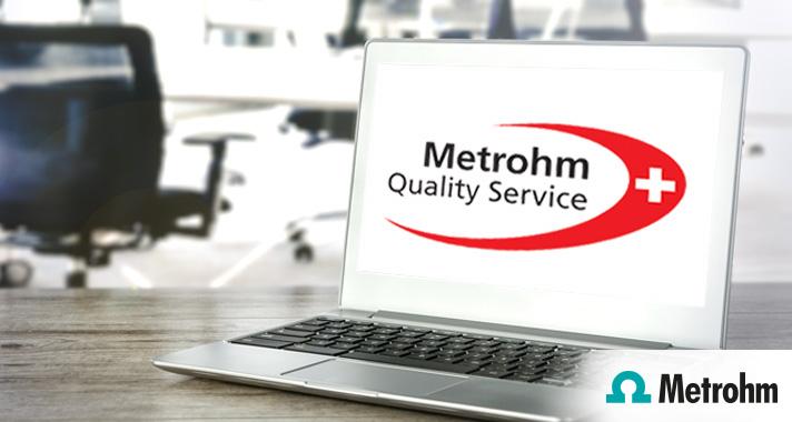 Metrohm Software Care
