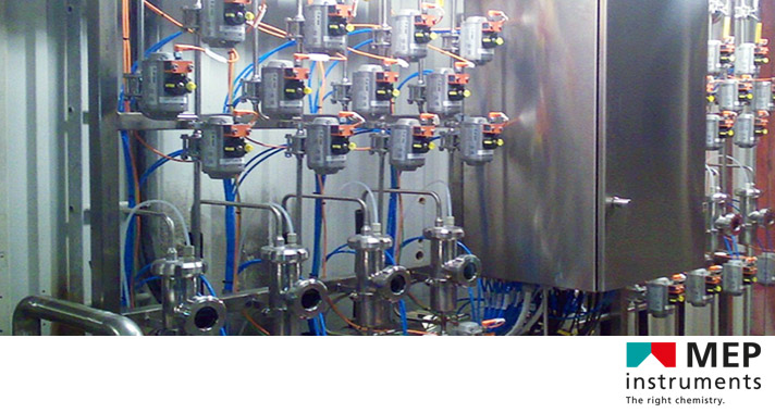 Tailor-made process analytical systems