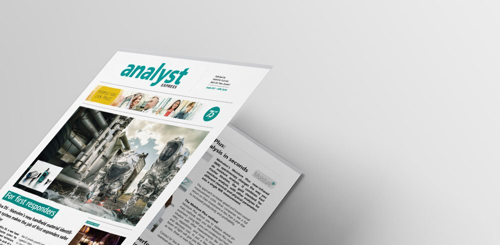 Analyst Express Issue 1 - 2018