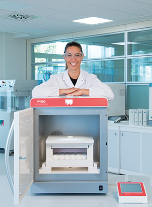 Microwave Sample Preparation Instrumentation for Laboratories