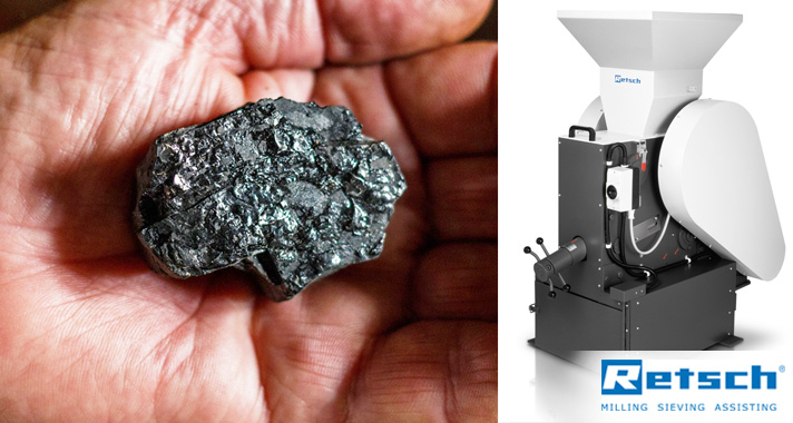 Crush, grind and press your coal sample with minimal dust and safety in mind