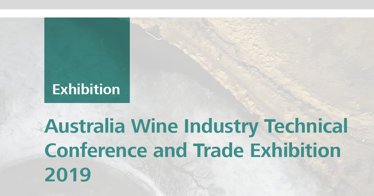 Australia Wine Industry Technical Conference and Trade Exhibition 2019