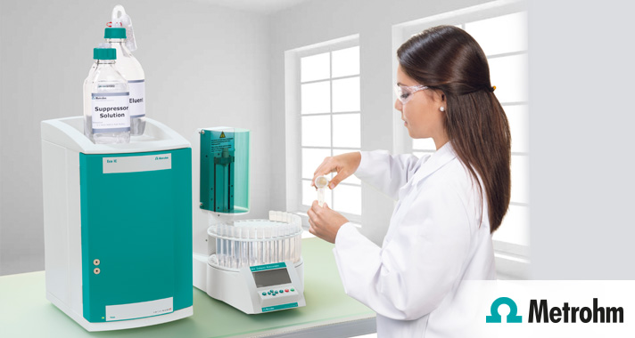 Ion Chromatography - A technique for all laboratories