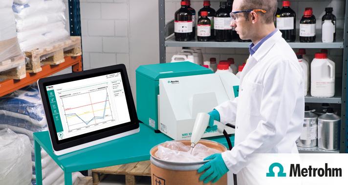 Good vibrations: Near-infrared spectroscopy in pharmaceutical analysis
