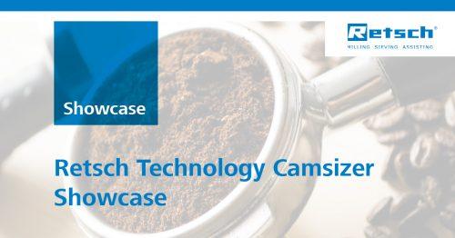 Retsch Technology Camsizer Showcase